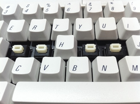 White ALPS switches